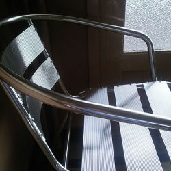 Any Page - Office Chair - Metal
