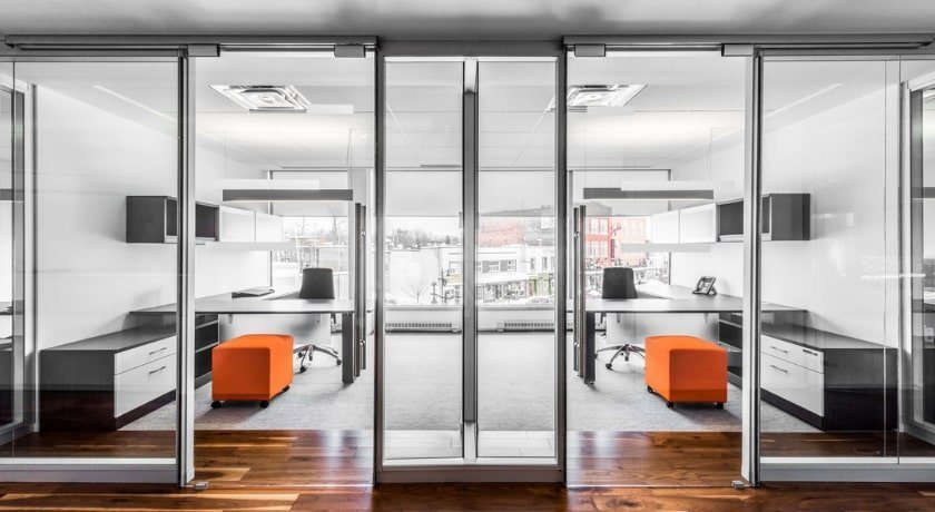 Artopex - Architectural Walls for Private Offices